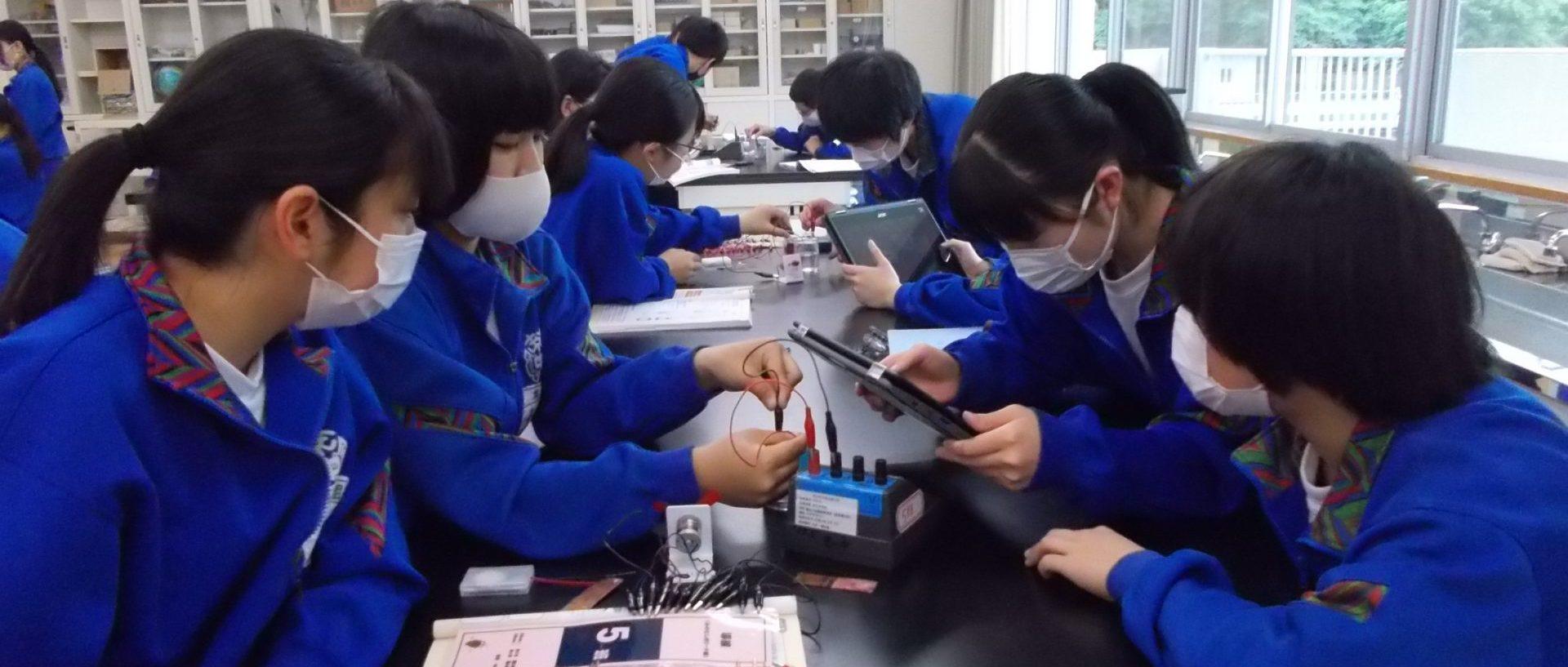 秩父市立荒川中学校 メインイメージ