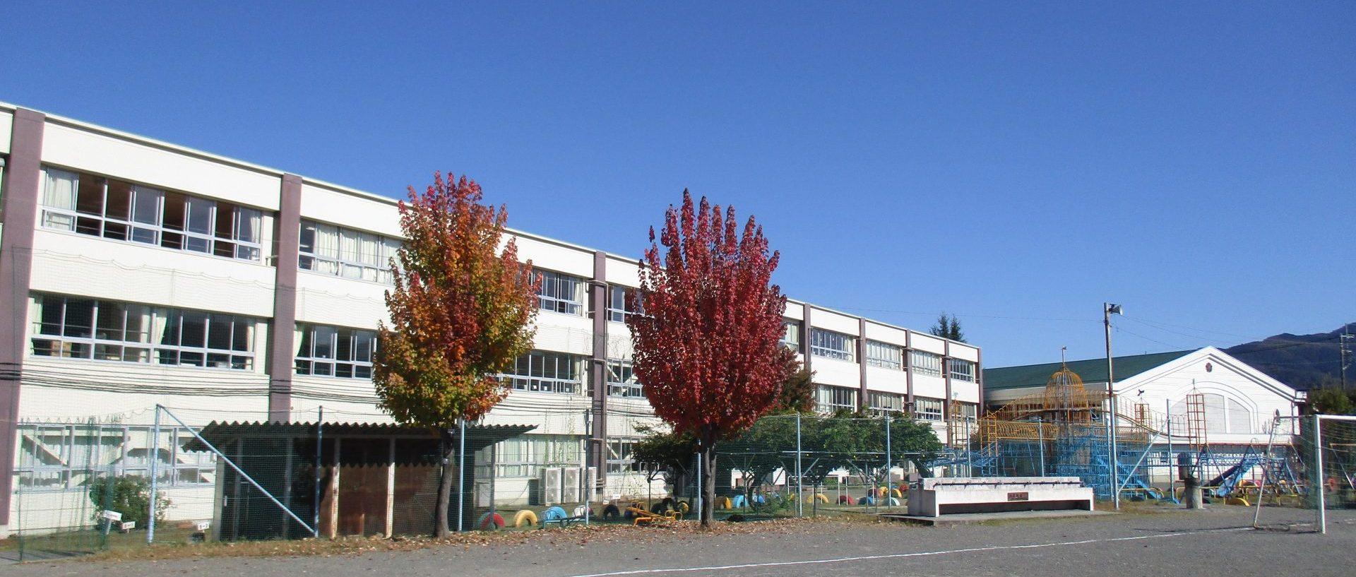秩父市立花の木小学校 メインイメージ