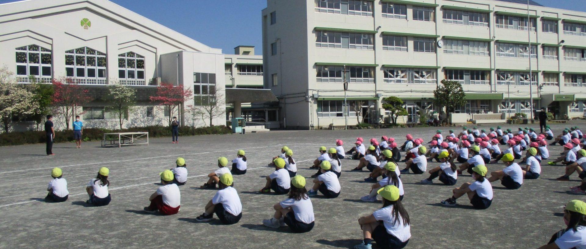 秩父市立西小学校 メインイメージ