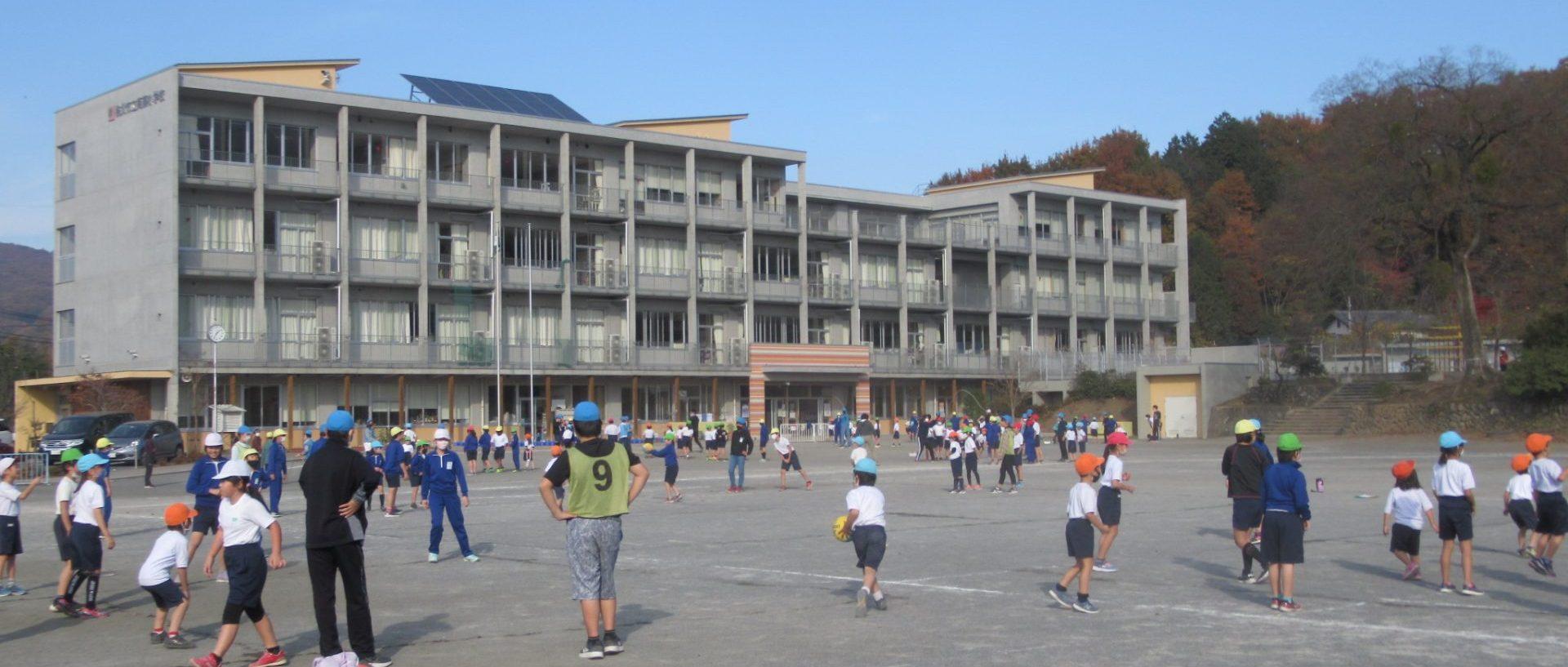 秩父市立高篠小学校 メインイメージ
